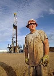 Oil Field Worker