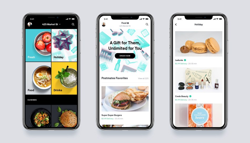 """If you're looking for a gift for friends or family from Dec. 13 through the evening of Dec. 24 in LA, NYC, or SF, Postmates has you covered with cool, curated gifts for even the trickiest people on your list—delivered in 35 minutes on average. Just open the app and tap on """"Holiday"""" to see the full list of items available."""