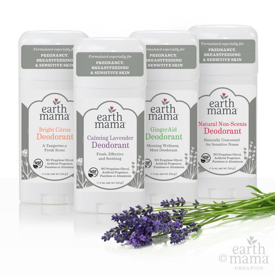 Earth Mama Organics Deodorant