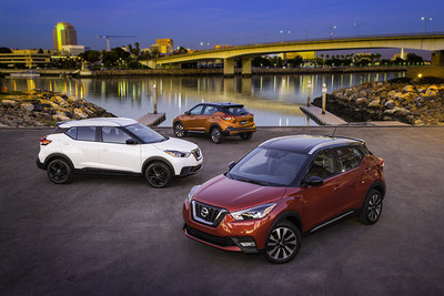 Test drive the new 2018 Nissan Kicks when it arrives in June 2018.