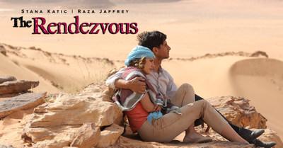 The Rendezvous Film stars Stana Katic and Raza Jaffrey