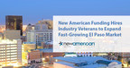 New American Funding Hires Industry Veterans to Expand Fast-Growing El Paso Market
