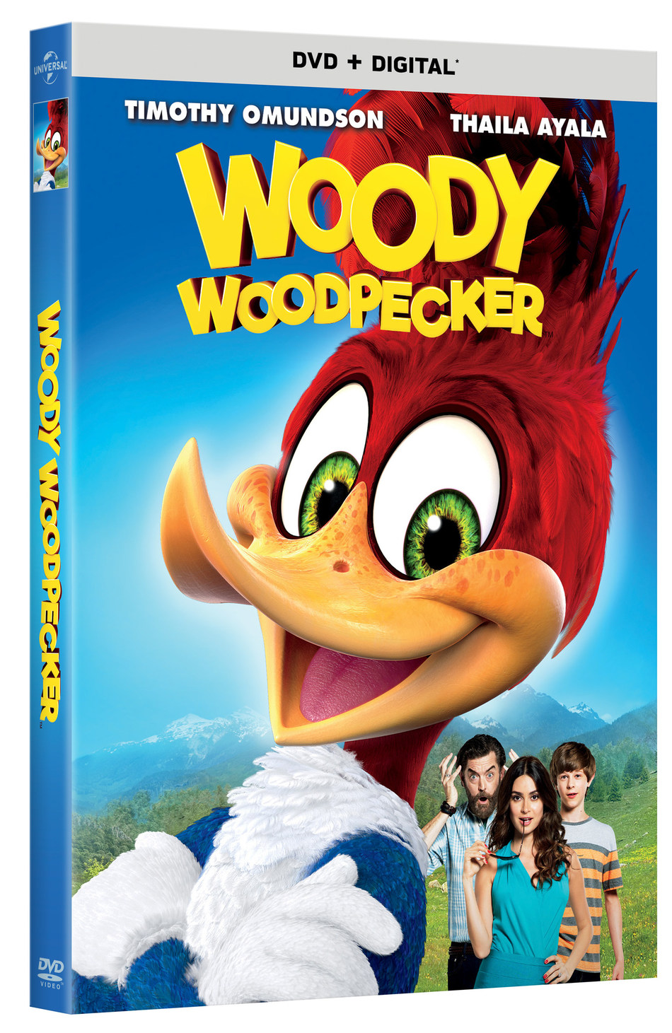 From Universal Pictures Home Entertainment: Woody Woodpecker