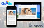 GoBe® Partners with Umapped to Integrate Curated Tours & Activities Products in Collaborative Travel Itinerary Solution