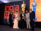 """Ms.Vanessa Williams, Director of Operations, Concept Conferences Pvt. Ltd. receives the certificate from Ms.Marisha Kaul, winner of Gladrags Mrs. North India 2017, and Mr.Ashish Jagota, Executive Director, Concept Conferences Pvt. Ltd. receives the award of """"India's Leading MICE Company"""" from Mr.Suman Billa, Joint Secretary, Ministry of Tourism and Mr. Sanjeet, Director DDPPL at the India MICE Awards Launched by DDPPL at New Delhi (PRNewsfoto/Concept Conferences Pvt. Ltd.)"""