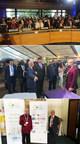 M. Miroslav Lajcak, président de l'Assemblée générale des Nations unies; Dr Edgar Gutiérrez, président de l'Assemblée des Nations unies pour l'environnement; M. Petteri Taalas, secrétaire général de l'Organisation météorologique mondiale; Abdallah Mokssit, secrétaire du Groupe d'experts intergouvernemental sur l'évolution du climat (GIEC); le professeur Dato' Sri Ng Tat Yung