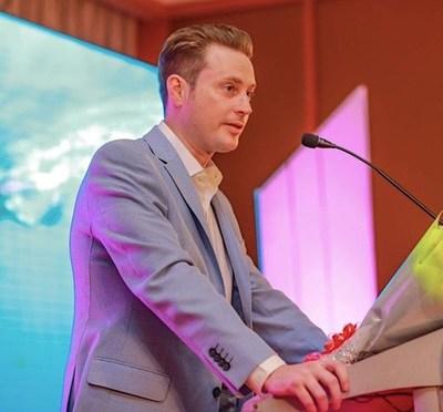 Mr. Liam Robertson, CEO Alphabit