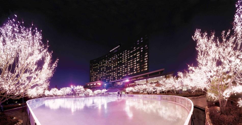 Grand Hyatt Seoul - Winter Wonderland - Ice Rink