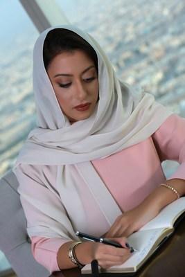 HH Princess Noura Bint Faisal Al Saud, Honorary President Arab Fashion Council (PRNewsfoto/The Arab Fashion Council)