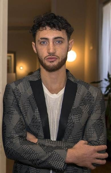 Jacob Abrian, Founder & Chief Executive, The Arab Fashion Council (PRNewsfoto/The Arab Fashion Council)