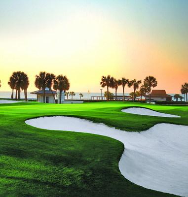 Myrtle Beach est une destination de golf d'élite. La région compte plus de 200 terrains de golf pour les joueurs de tous les calibres. (Groupe CNW/Porter Airlines Inc.)