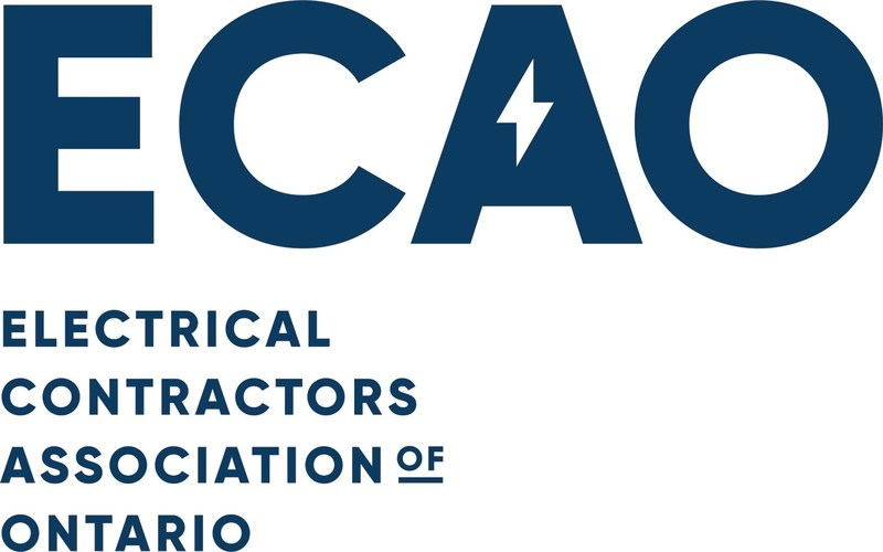 Electrical Contractors Association of Ontario (CNW Group/Electrical Contractors Association of Ontario)