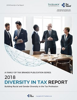 2018 Diversity in Tax Report