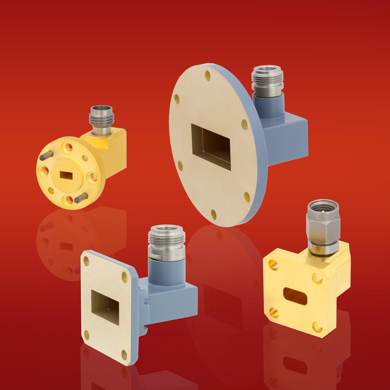 Fairview Microwave Waveguide to Coax Adapters