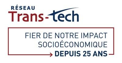 Logo: Réseau Trans-tech (Groupe CNW/Réseau Trans-tech)