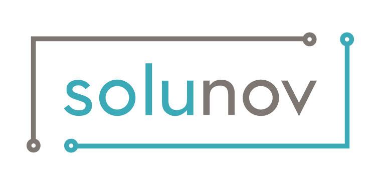 Logo : Solunov (Groupe CNW/Fonds de solidarité FTQ)