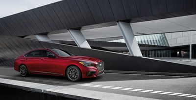 "Superlative Safety: Genesis G80 and G90 Luxury Sedans Earn 2018 IIHS ""Top Safety Pick+"" Ratings"