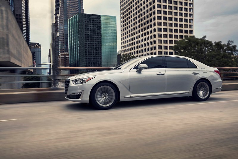 """Superlative Safety: Genesis G80 and G90 Luxury Sedans Earn 2018 IIHS """"Top Safety Pick+"""" Ratings"""