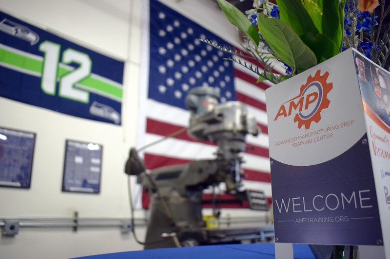 New Advanced Manufacturing Training Center Opens in Kent ...