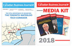 Canadian Business Journal Dec 2018 Issue and 2018 Media Kit (CNW Group/The Canadian Business Journal)
