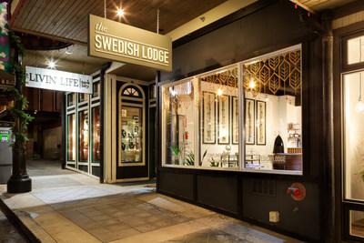 Swedish Lodge storefront