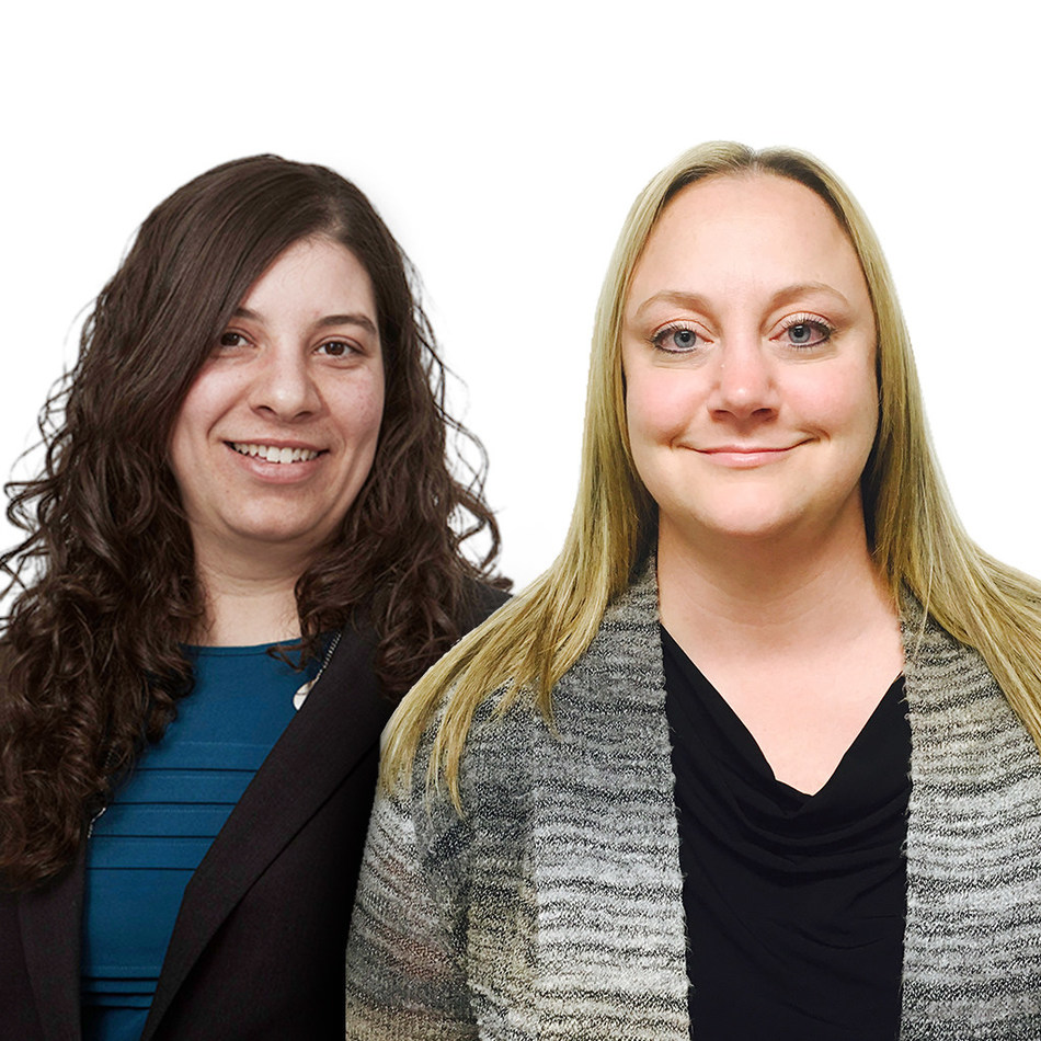 Maxine Laforest, Nadia Robert - Collins Barrow SNT LLP (CNW Group/Collins Barrow National Cooperative Incorporated)