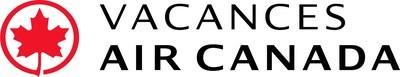 Logo : Vacances Air Canada (Groupe CNW/Vacances Air Canada)