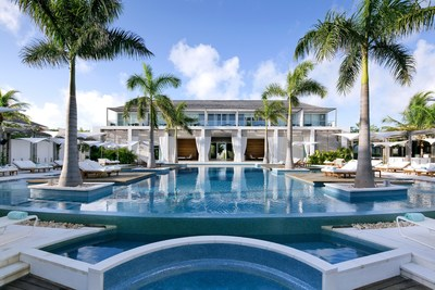 Gansevoort Turks + Caicos (Groupe CNW/Vacances Air Canada)