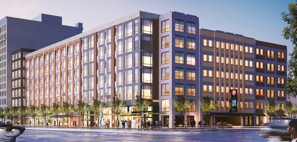 New $30 Million Temple West Mixed-Use Building