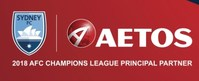 AETOS Capital Group to be the Principal Partner of Sydney FC's AFC Champions League 2018 Campaign (PRNewsfoto/AETOS Capital Group)