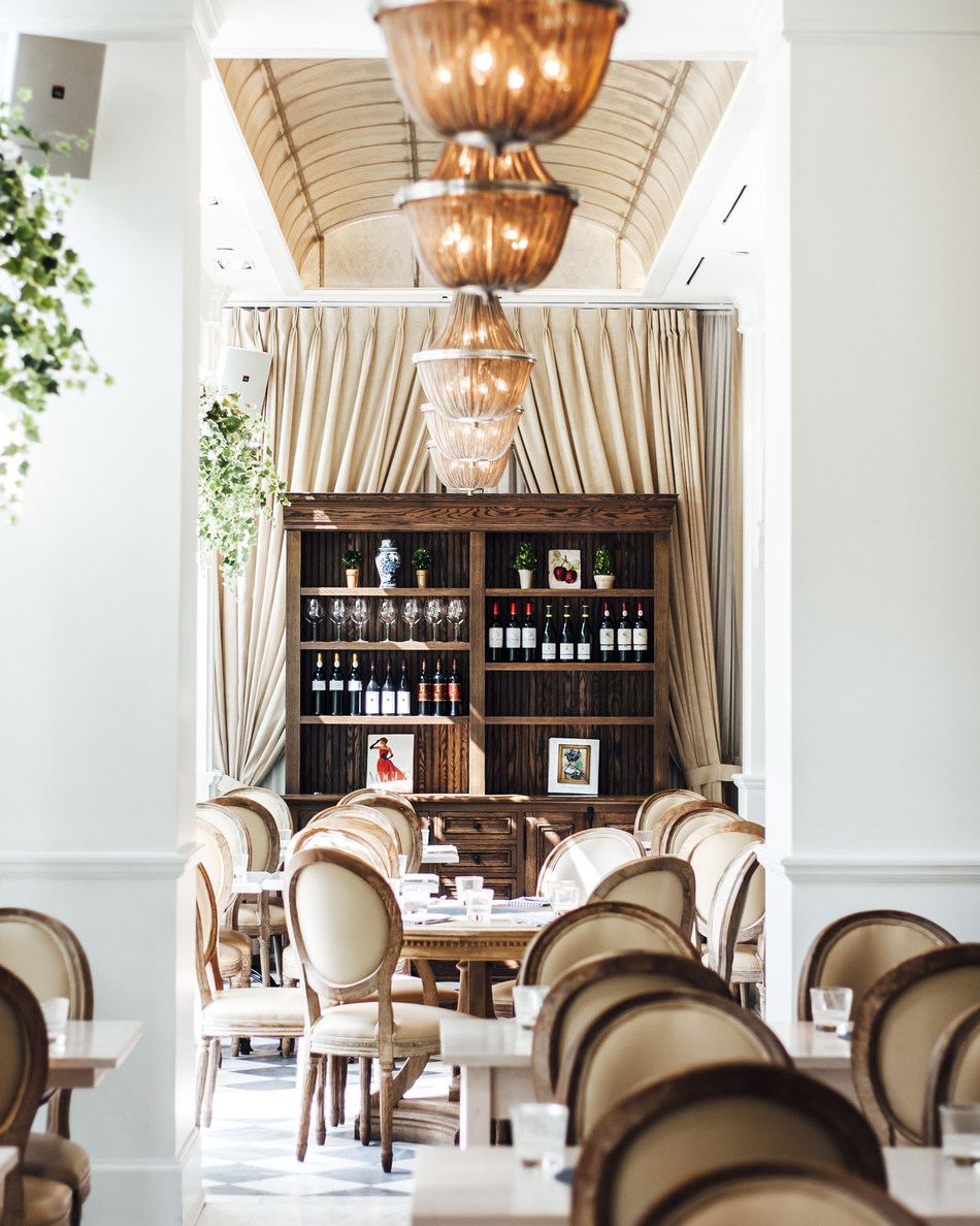 Colette Grand Cafe (CNW Group/Chase Hospitality Group)