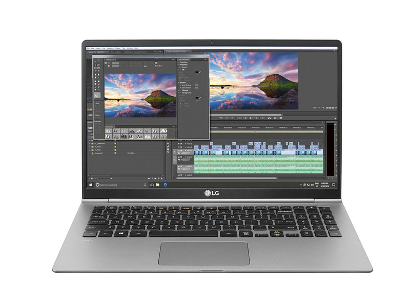 At CES® 2018, LG Electronics will introduce its latest LG gram notebooks that deliver superior portability, enhanced powerful performance and convenience features. The 2018 LG gram notebooks push the boundaries of portable computing with improved mobility and durability, as well as upgraded processors and more versatility.