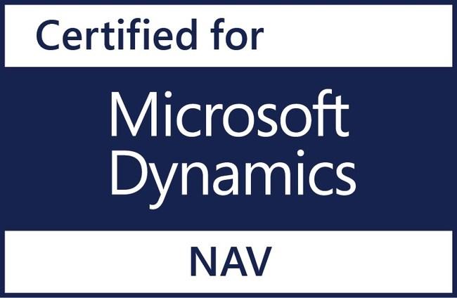 Data Masons - Certified for Microsoft Dynamics NAV
