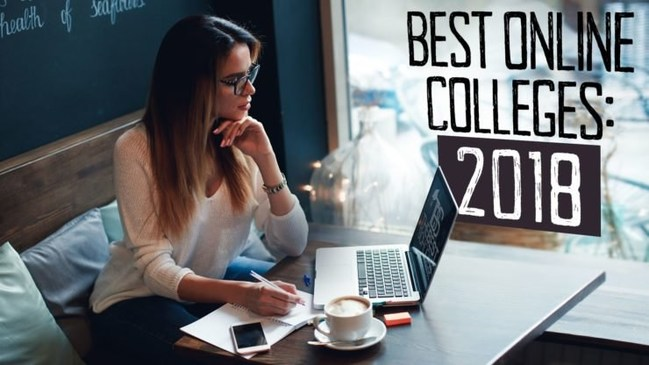 100 Best Online Colleges for 2018-2019