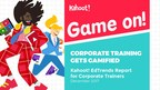 Corporate Training Gets Gamified: Kahoot! EdTrends Report for Corporate Trainers