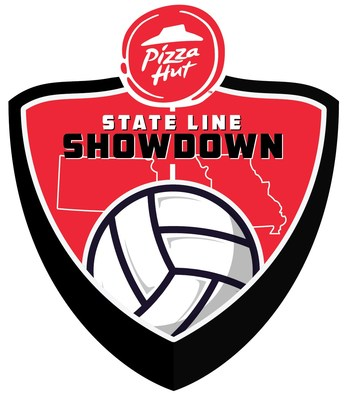 """Pizza Hut, the official pizza of the NCAA, will kick off its Rivalry Challenges with the ""State Line Showdown"" on Friday, Dec. 15, 2017, where former University of Missouri volleyball star Molly Kreklow will go head-to-head against former Kansas State University star Caitlyn Donahue in a volleyball match on the Kansas-Missouri state line to determine Kansas City bragging rights and winner of the new ""State Line Showdown"" trophy."""
