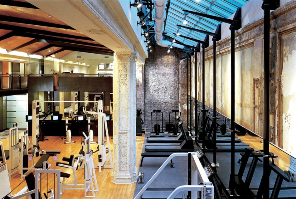 One of SPEAR Physical Therapy and LA PALESTRA's gorgeous, spacious facilities