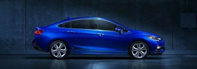 Interested shoppers can view the 2018 Chevy Cruze Model Research page on Sullivan Motors' website.