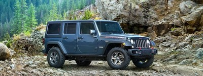 The 2018 Jeep Wrangler JK Unlimited offers a large set of standard and available features.