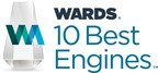 Wards 10 Best Engines of 2018 Honors Four Electrified Powertrains Beside Traditional Gasoline Engines