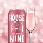POP, SPARKLE, SIP House Wine Rosé Bubbles Are Just in Time for Holiday Cheer