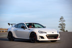 Exclusive 2018 Subaru BRZ tS Ready to Launch Early in New Year (CNW Group/Subaru Canada Inc.)