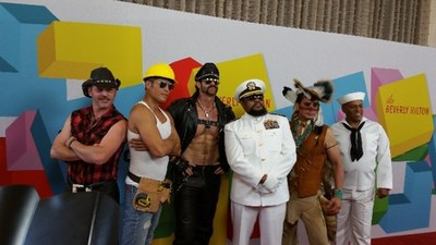 Special 40th Anniversary performance by The Village People at The Hollywood Christmas Parade, a two-hour primetime special tomorrow – Friday, December 15, 2017 -- on The CW at 8:00 p.m. ET / PT (7:00 p.m. CT).