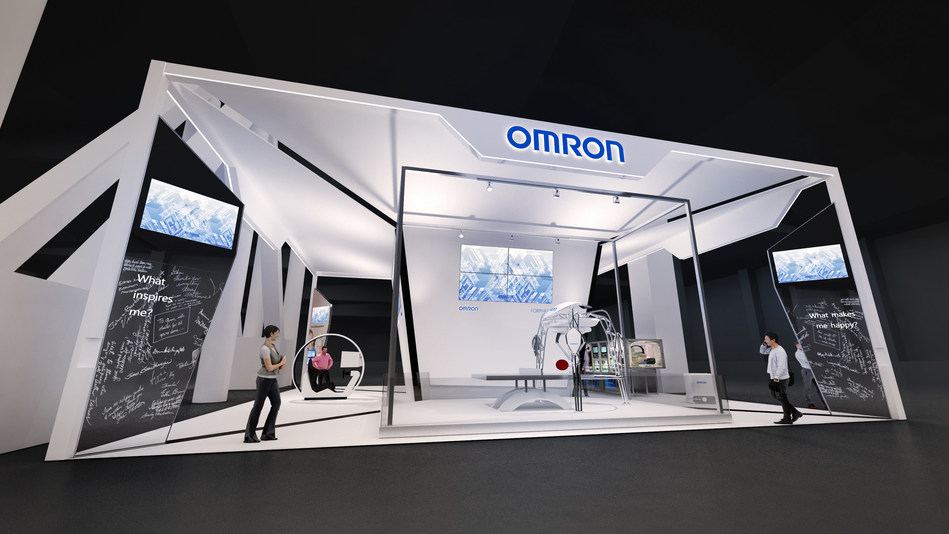 Omron Corporation announced plans to exhibit at the Consumer Electronics Show for the first time in January. The Omron booth (#25541) will feature the company's latest innovations in sensing, artificial intelligence, robotics and automation and host the US debut of FORPHEUS – the world's first AI-equipped robot table tennis tutor.