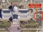 Future Site of the Bill of Rights Monument at the Oklahoma Capitol in Oklahoma City