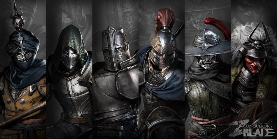 Conqueror's Blade Beta Access - Coming Soon to PC