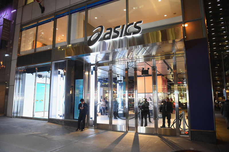 asics opens doors to first flagship retail location on. Black Bedroom Furniture Sets. Home Design Ideas