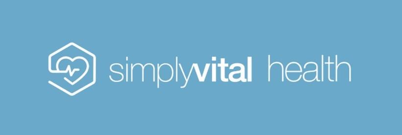 SimplyVital Health logo (PRNewsfoto/SimplyVital Health)