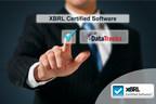 DataTracks DMS certified by XBRL International (PRNewsfoto/DataTracks Services Limited)