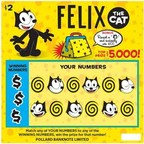 Felix the Cat Concept Art Developed by Pollard Banknote (CNW Group/Pollard Banknote Limited)